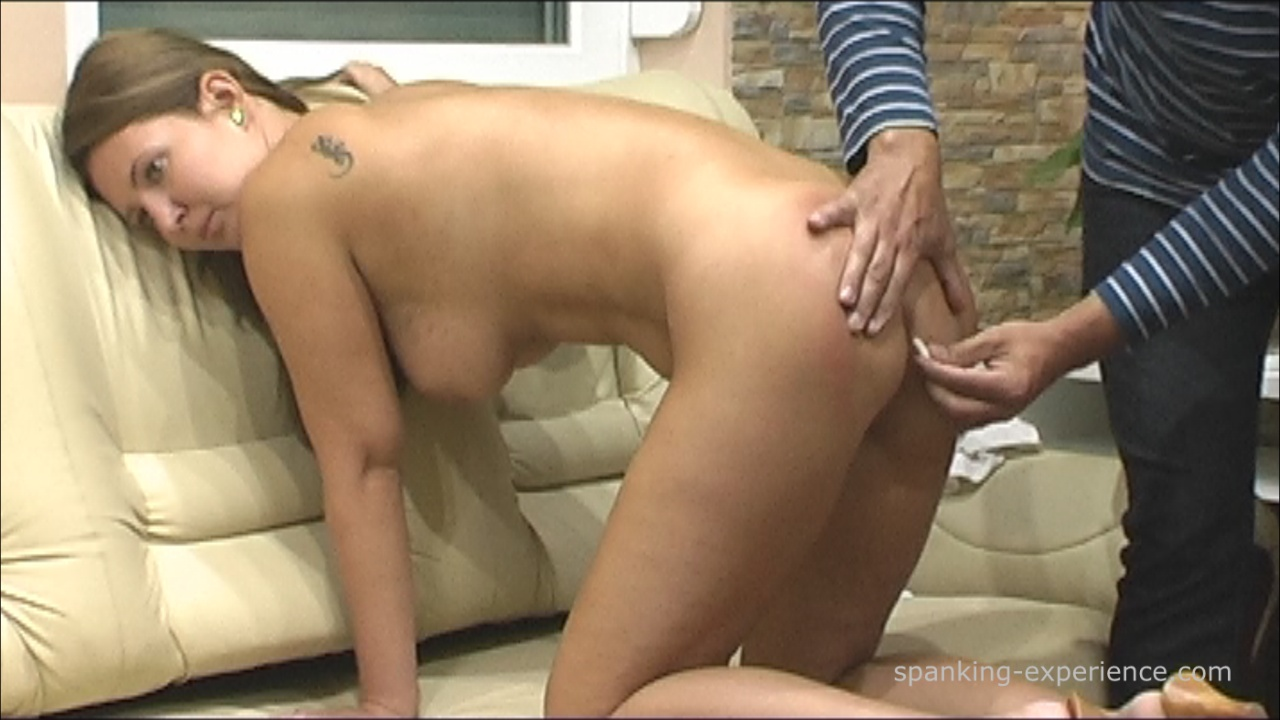 Spanked at the office